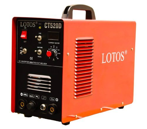 we review the lotos ct520d plasma cutting tool