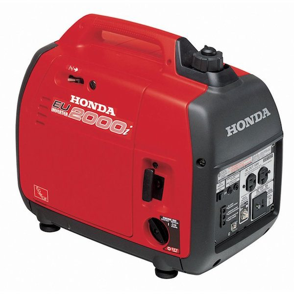 honda eu2000i super quiet best portable inverter generator reviews, standby, camping & rv models  at edmiracle.co