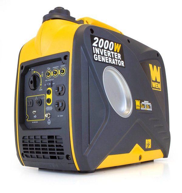 wen 2000w 4 stroke inverter generator