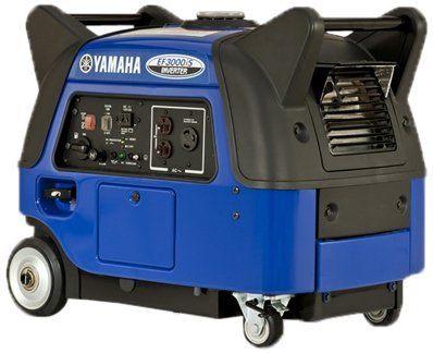 yamaha EF3000iS portable generator
