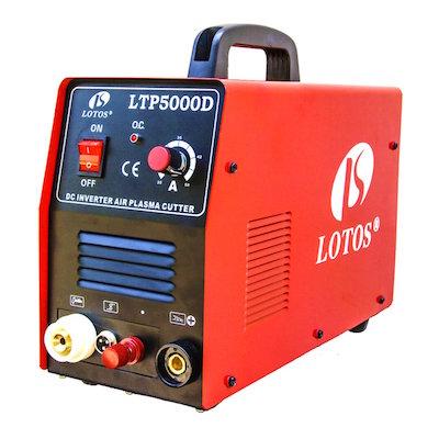 lotos ltp5000d inverter plasma cutting tool