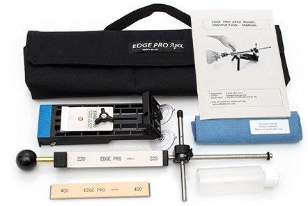 edge pro apex knife sharpening kit