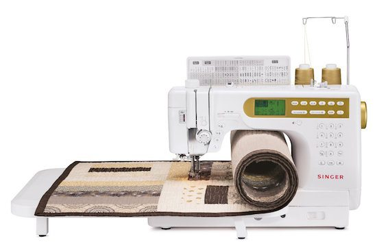 Singer S18 computerized sewing and quilting machine