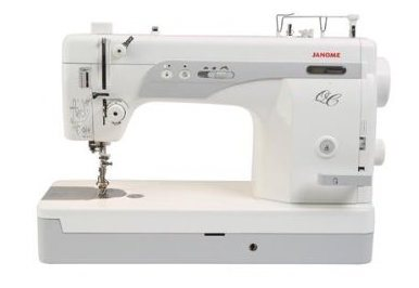 janome 1600p for intermediate seamstresses