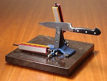 wicked edge sharpener system