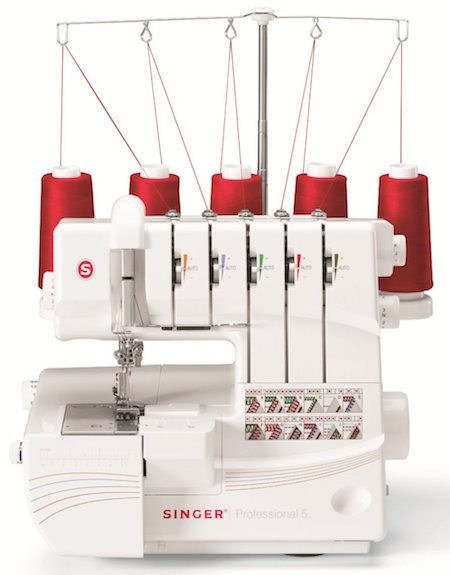 singer 14T968DC serger review