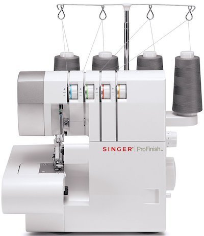singer 2-3-4 thread serger with overlock
