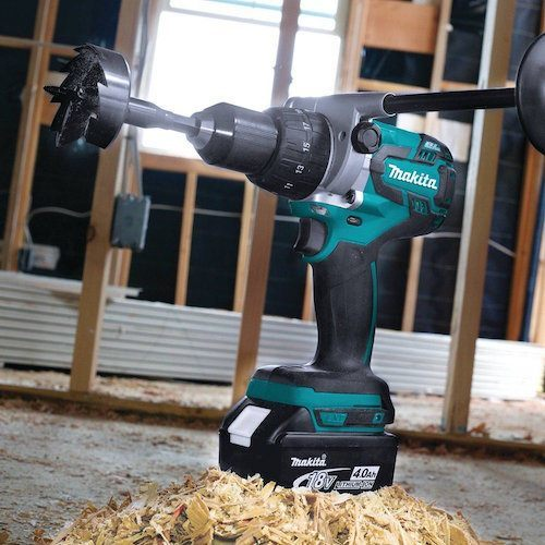 cordless 18V drill reviews article