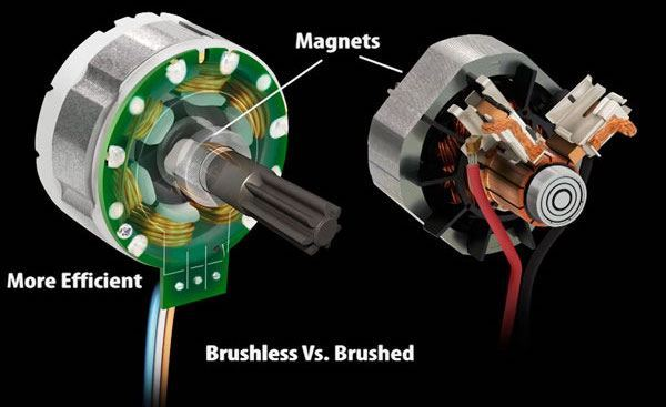 brushless motor vs brushed