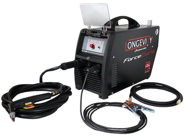 longevity forcecut 62i plasma cutting system