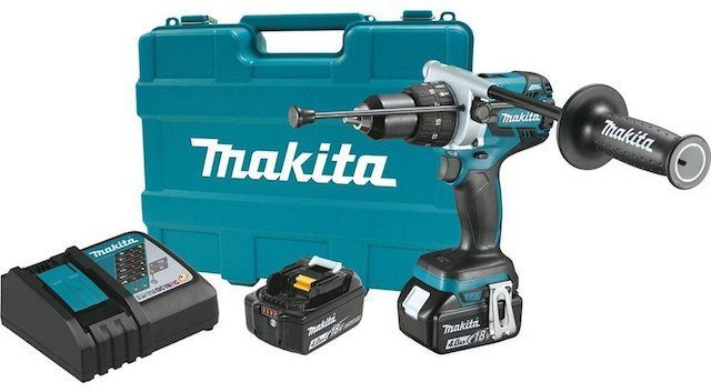 Makita 18V battery powered kit