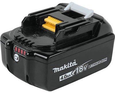 makita 4.0 ah cordless drill battery
