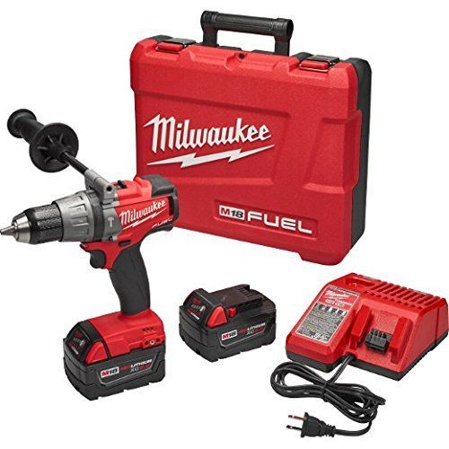 Milwaukee 2704-22 drill kit review