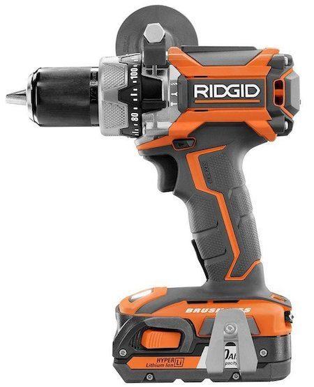 rigid R86116SB cordless hammer