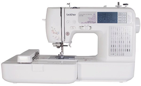 brother quilting and embroidery machine
