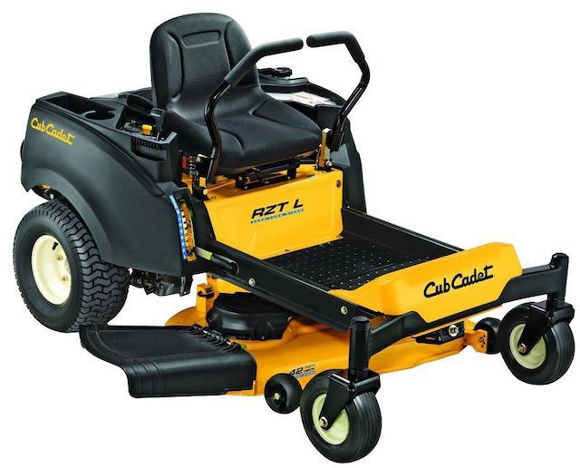 Cub Cadet ZTR mower review