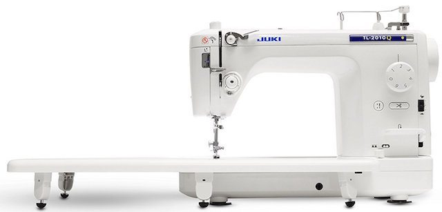 juki long arm sewing and quilting machine