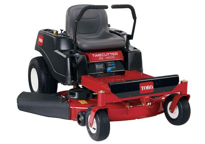 Toro timecutter ss4200 ZTR mower