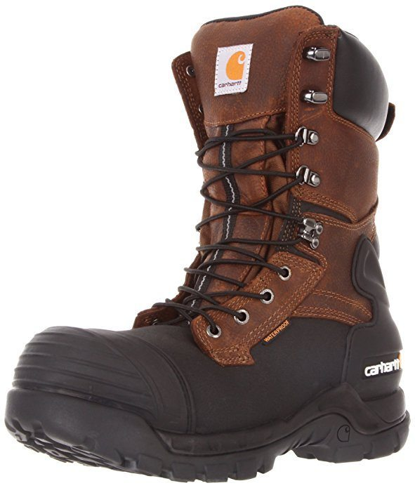 Carhartt Men's 10 PAC Work Boot review