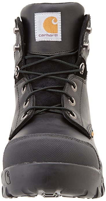 Carhartt Men's Rugged Flex Six Inch Waterproof Boot front view