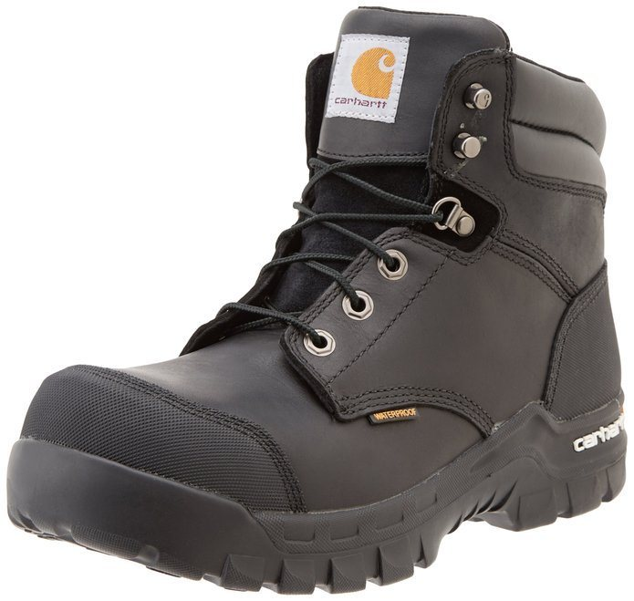 Carhartt Men's Rugged Flex Six Inch Waterproof Boot