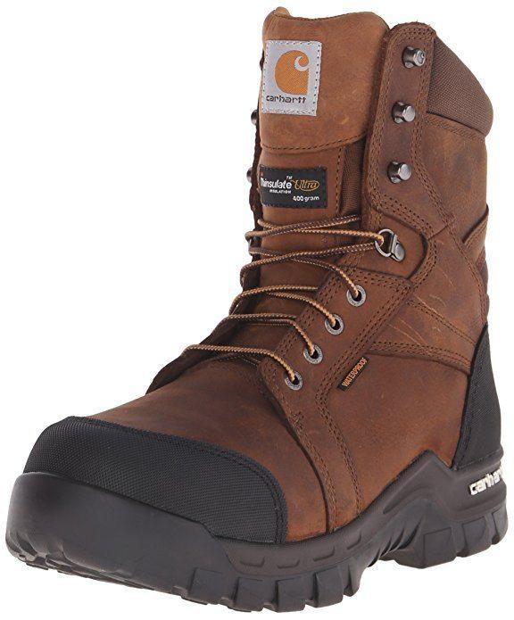 Carhartt Men's Ruggedflex Safety Toe Work Boot review