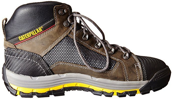 Caterpillar Men's Convex Mid Steel Toe side review