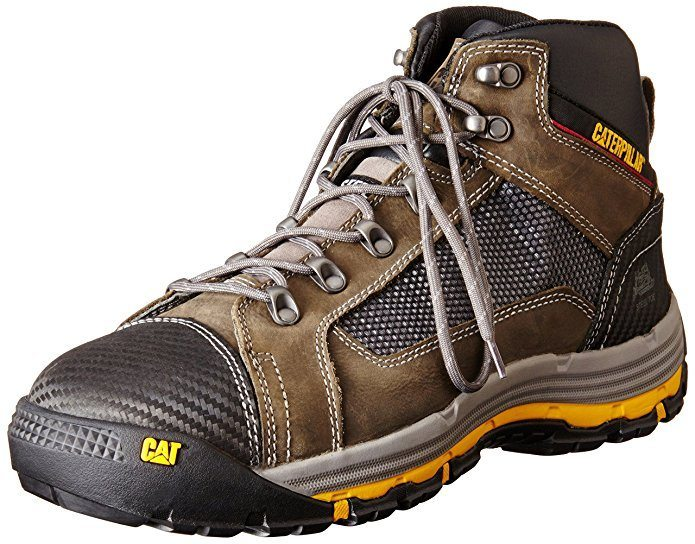 Caterpillar Men's Convex Mid Steel Toe review