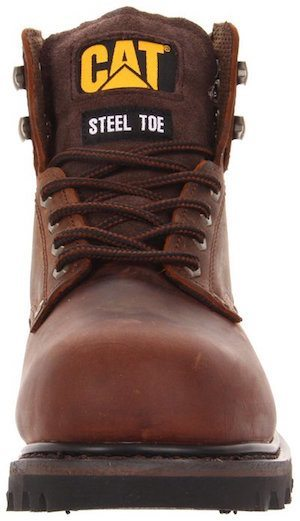 Caterpillar Men's Second Shift Steel Toe front view