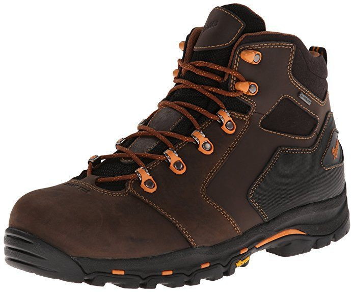 Danner Men's Vicious 4.5 Inch Non Metallic Toe Work Boot review