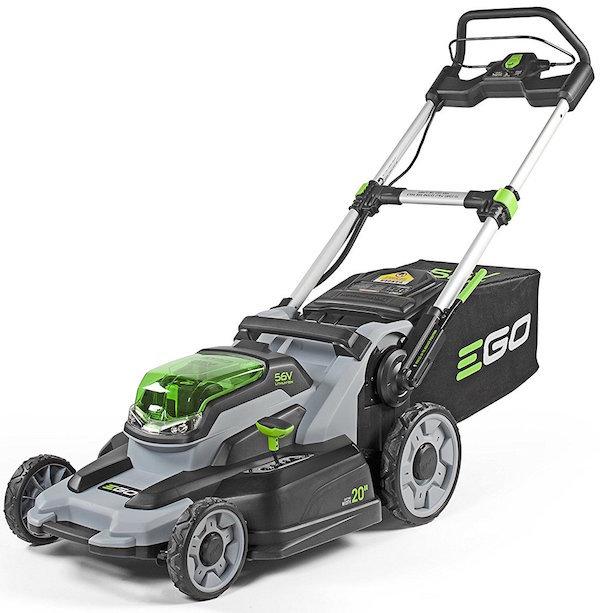 EGO 20 inch 56-Volt lithium ion powered
