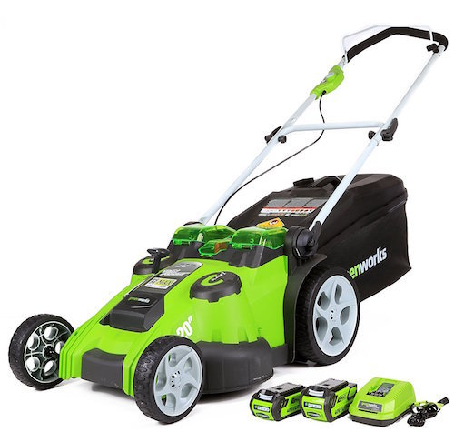 GreenWorks G-MAX Mower, 40V