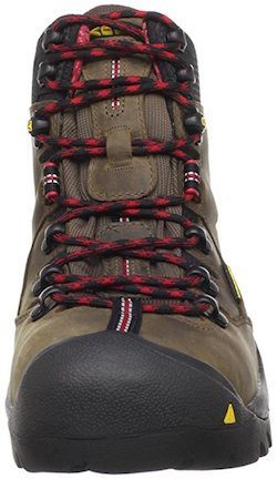 KEEN Utility Men's Pittsburgh Steel Toe front view
