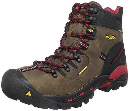 KEEN Utility Men's Pittsburgh Steel Toe work boots for men