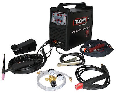 Longevity 250 TIG welder and plasma cutter