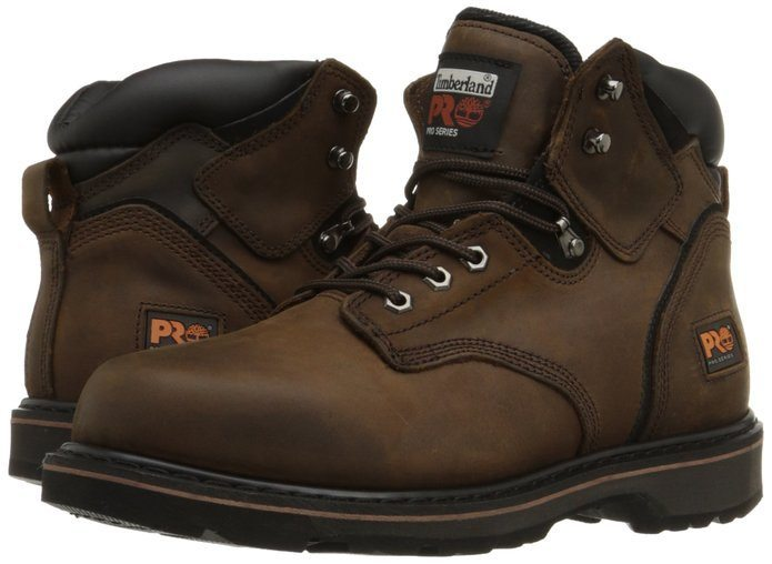 Timberland Pro Men's Pitboss Soft toe work boots