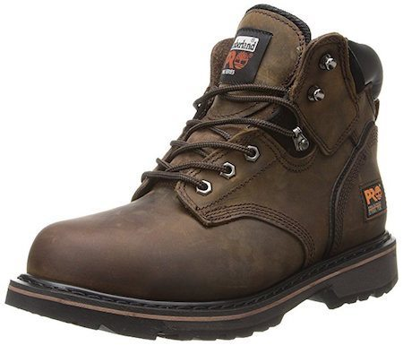 "Timberland Pro Men's Pitboss 6"" Steel Toe"
