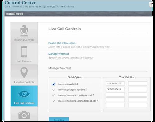 flexispy software control center