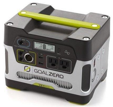 goal zero yeti 400 generator review