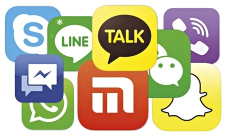 apps for instant messaging