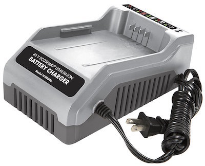 sun joe battery charger
