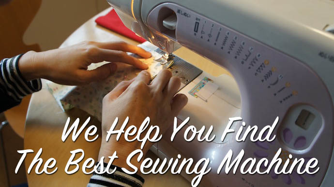 Editor's Picks] Best Sewing Machine Reviews For 40 Top Brands Delectable Highest Rated Sewing Machines 2014