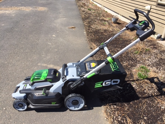 Battery Lawn Mower Review >> EGO Power+ 56V Cordless Electric Lawn Mower Review | The Tool Report