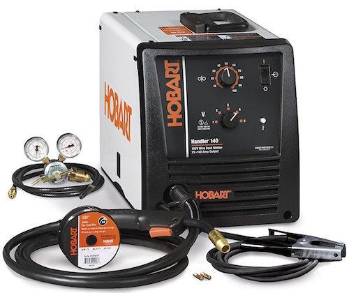 Hobart Handler 140 110V MIG welding machine