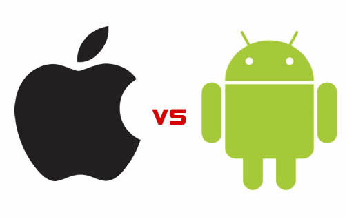 both iOS and Android devices are supported