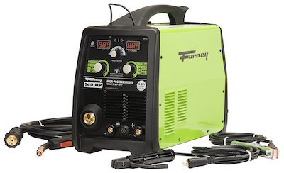 Forney 322 multi process welding machine
