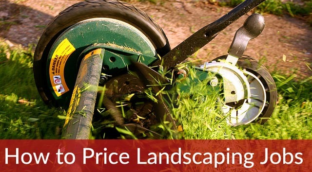 pricing landscaping jobs
