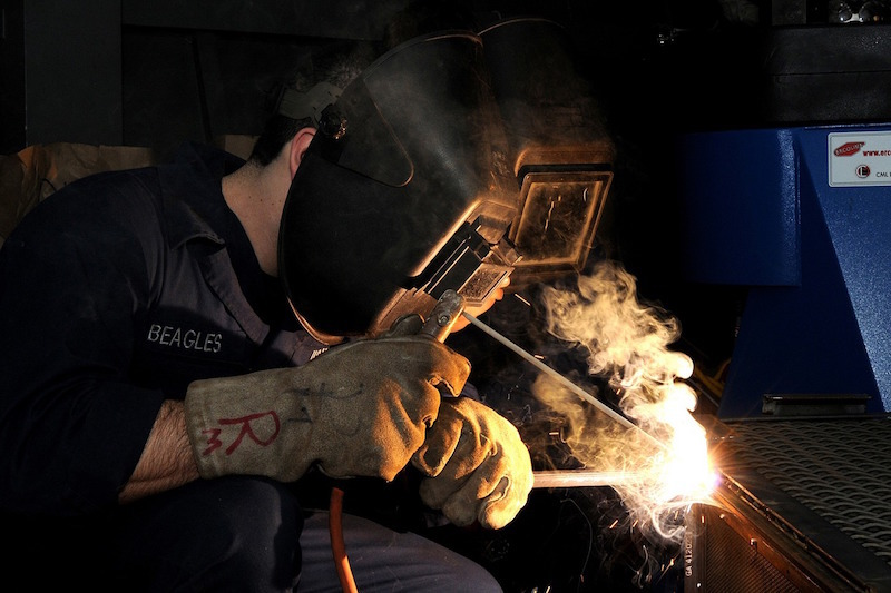 consturciton welder repair stairs & Find the Highest Paying Welding Jobs of 2018: Salary Data and More
