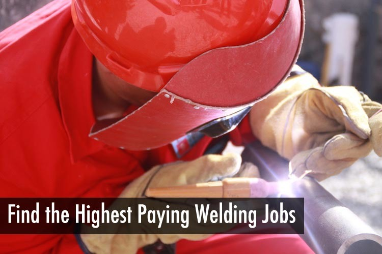 finding the best paying jobs for welders