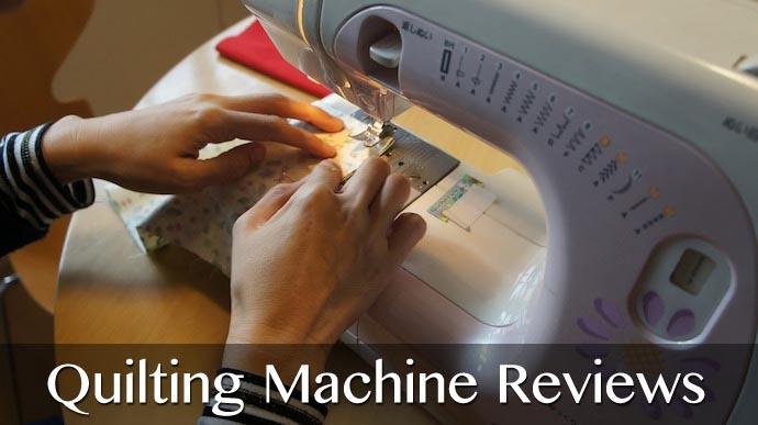 Best Sewing Machines for Quilting in 2018: Long Arm, Free Motion : sewing machines for quilting reviews - Adamdwight.com